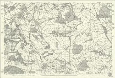 Yorkshire 262 - OS Six-Inch Map