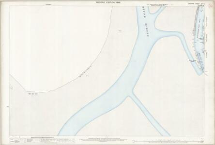 Cheshire XXIV.6 (includes: Hale; Runcorn) - 25 Inch Map