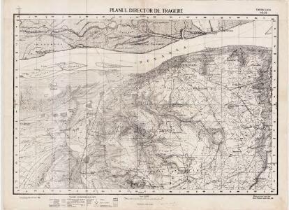 Lambert-Cholesky sheet 4539 (Turtucaia)