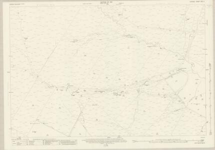 Durham XXIII.5 (includes: Stanhope) - 25 Inch Map