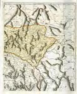 Mappa ou carta geographica dos reinos de Portugal e Algarve, 2