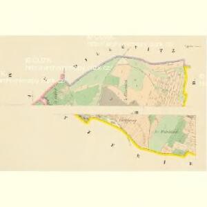 Lippkau (Lippkow) - c4018-1-003 - Kaiserpflichtexemplar der Landkarten des stabilen Katasters