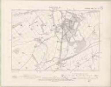 Perth and Clackmannan Sheet CXVII.SW - OS 6 Inch map