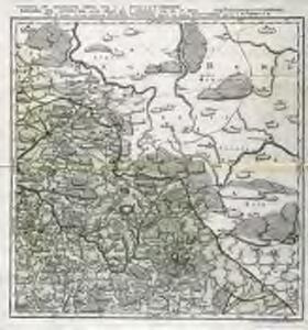Pars III. proponit exteriores præfecturas dicasterio Straubingensi subjectas cum limitibus regni Bohemiæ adjacentis