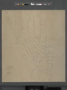 Block distribution of children of 4 to 18 years of age for Chelsea and Greenwich for 1910.