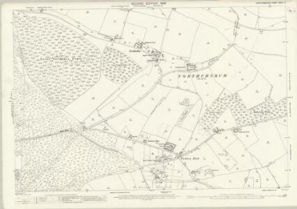 Hertfordshire XXXIII.2 (includes: Berkhampstead Urban; Great Gaddesden; Hemel Hempstead; Nettleden with Potten End; Northchurch) - 25 Inch Map