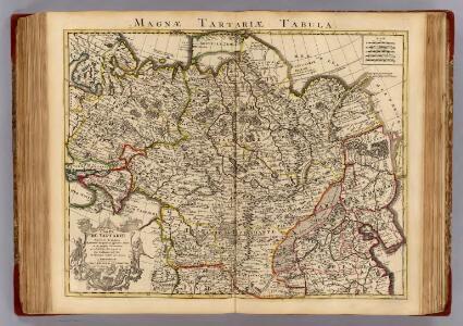 Carte de Tartarie.