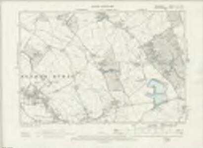 Middlesex V.NE - OS Six-Inch Map