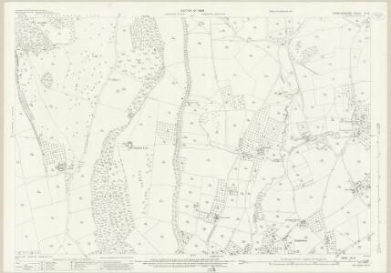 Herefordshire XII.8 (includes: Eye Moreton And Ashton; Kimbolton With Hammish; Middleton On The Hill) - 25 Inch Map