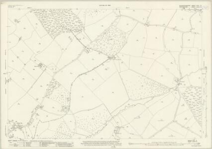 Oxfordshire XXVIII.15 (includes: Boarstall; Horton Cum Studley) - 25 Inch Map