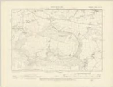 Somerset XLVI.SW - OS Six-Inch Map