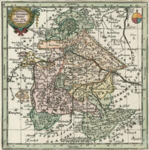 Teutschlandes Bayerischer Creiss samt dazu gehörigen Provintzen