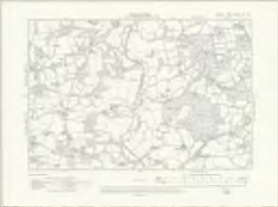 Sussex XII.SE - OS Six-Inch Map