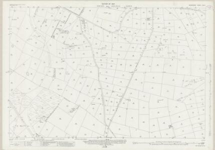 Derbyshire XXII.11 (includes: Chelmorton; Flagg; Hartington upper Quarter) - 25 Inch Map