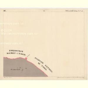 Deffernik - c1075-1-004 - Kaiserpflichtexemplar der Landkarten des stabilen Katasters
