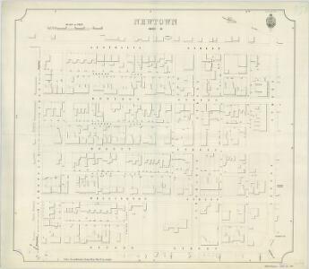 Newtown, Sheet 10, 1891
