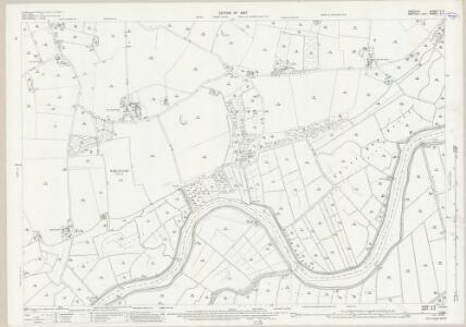 Norfolk C.5 (includes: Aldeby; Barnby; Burgh St Peter; Carlton Colville; North Cove) - 25 Inch Map