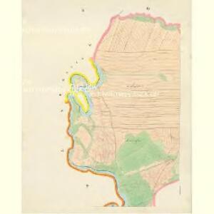 Hodowitz - c1922-1-002 - Kaiserpflichtexemplar der Landkarten des stabilen Katasters