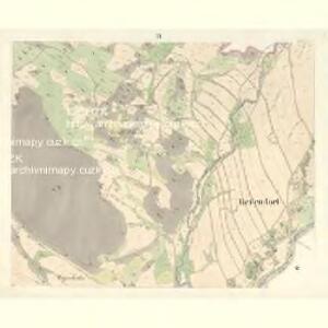 Reitendorf (Reypotin) - m2561-1-004 - Kaiserpflichtexemplar der Landkarten des stabilen Katasters