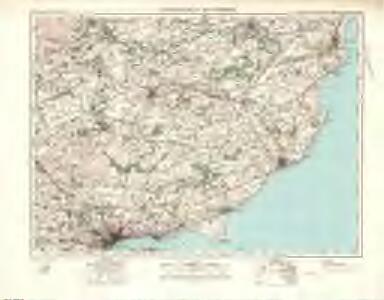 Arbroath  & Montrose (58) - OS One-Inch map