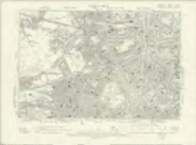 London VI.NE - OS Six-Inch Map