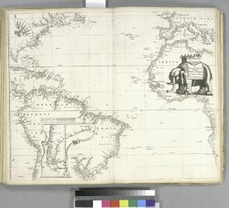 A general chart of the West India's [sic] / by John Seller, His Maties. hydrographer.