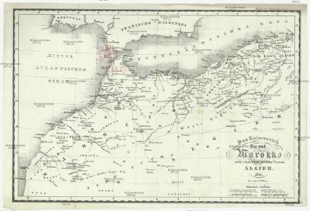 Das Kaiserreich Fez und Marokko