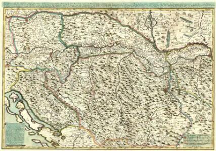 Le Royaume de Bosnie, dans son entier