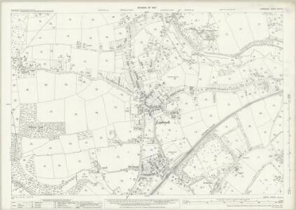 Hampshire and Isle of Wight XLIV.12 (includes: Bramshott) - 25 Inch Map