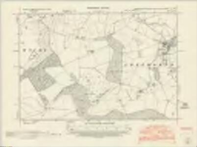 Northamptonshire XII.NE - OS Six-Inch Map
