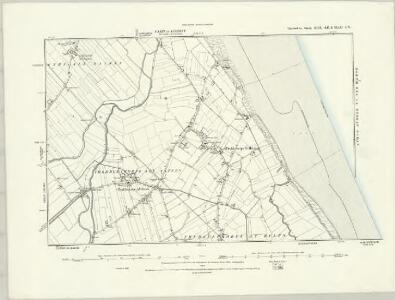 Lincolnshire XLIX.SW - OS Six-Inch Map