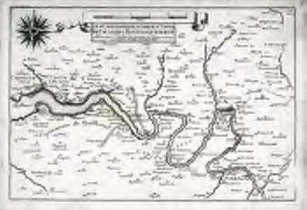 Les capitaineries gardes costes de Caudebec, Rouen et Quilboeuf