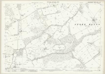 Worcestershire XXVI.2 (includes: Bockleton; Hampton Charles; Kyre; Stoke Bliss; Thornbury) - 25 Inch Map
