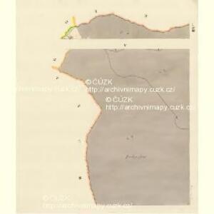 Friedrichsdorf - m0045-1-004 - Kaiserpflichtexemplar der Landkarten des stabilen Katasters