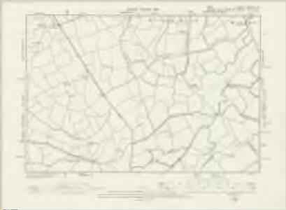 Kent LXXXIII.SE - OS Six-Inch Map