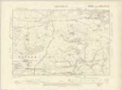 Somerset LXVII.NW - OS Six-Inch Map