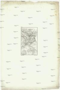 Carte du Bosphore et des environs de Constantinople