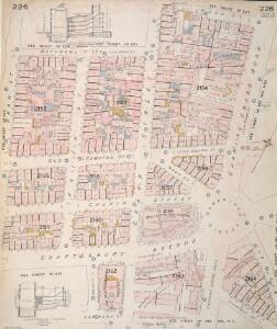 Insurance Plan of London Vol. IX: sheet 226
