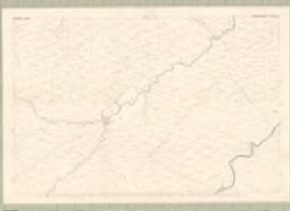 Roxburgh, Sheet XXXI.14 (Teviothead) - OS 25 Inch map