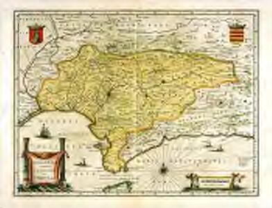 Andalvzia continens Sevillam et Cordvbam