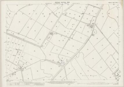 Norfolk XXXII.3 (includes: Terrington St Clement) - 25 Inch Map