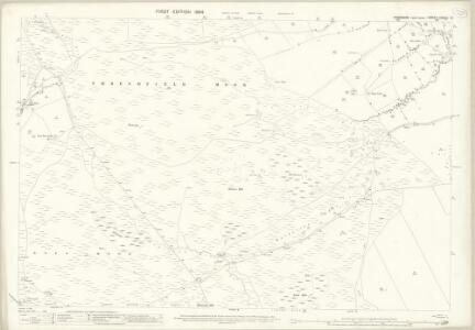 Yorkshire CXXXIII.12 (includes: Bordley; Linton; Rylstone; Thresfield) - 25 Inch Map