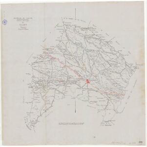 Mapa planimètric de la Granadella