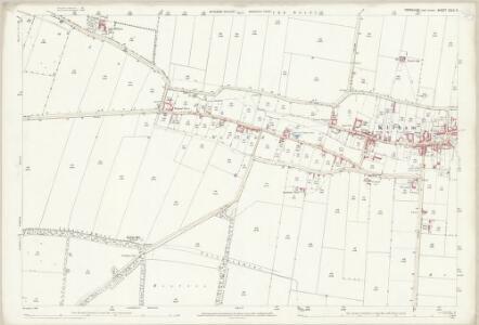 Yorkshire CXLV.9 (includes: Kilham; Nafferton) - 25 Inch Map
