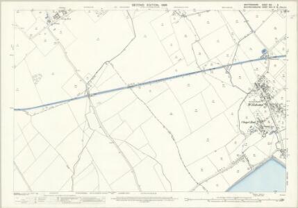 Hertfordshire XXV.5 (includes: Buckland; Drayton Beauchamp; Puttenham; Tring Rural) - 25 Inch Map