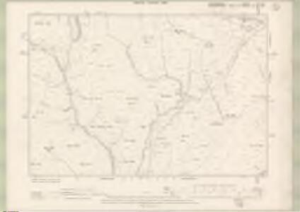 Selkirkshire Sheet XX.SE - OS 6 Inch map