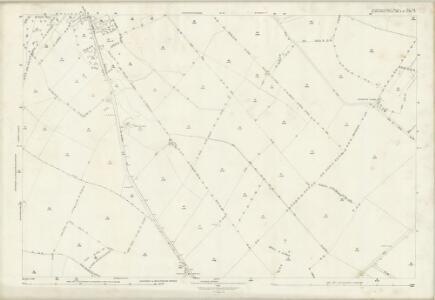 Northamptonshire XL.14 (includes: Rushden; Wymington) - 25 Inch Map