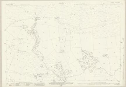 Durham XLVI.3 (includes: Langleydale And Shotton; Marwood) - 25 Inch Map