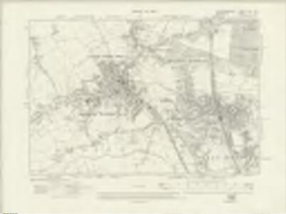 Hampshire & Isle of Wight XLV.NE - OS Six-Inch Map
