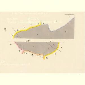Neugedein (Nowakdyne) - c3085-1-005 - Kaiserpflichtexemplar der Landkarten des stabilen Katasters